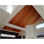 天井 無垢 羽目板貼