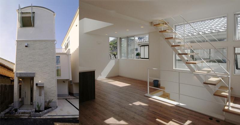 神奈川のデザイン住宅