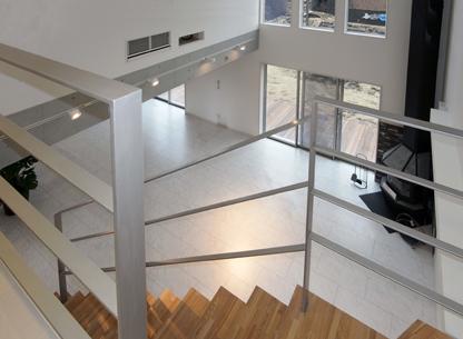 RC住宅の階段