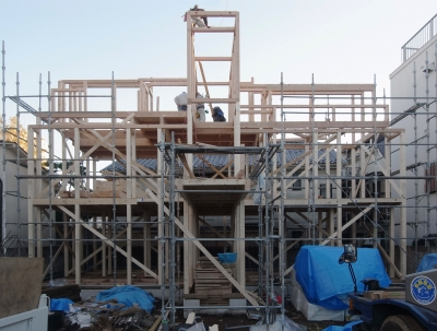 木造2階建ての構造計算