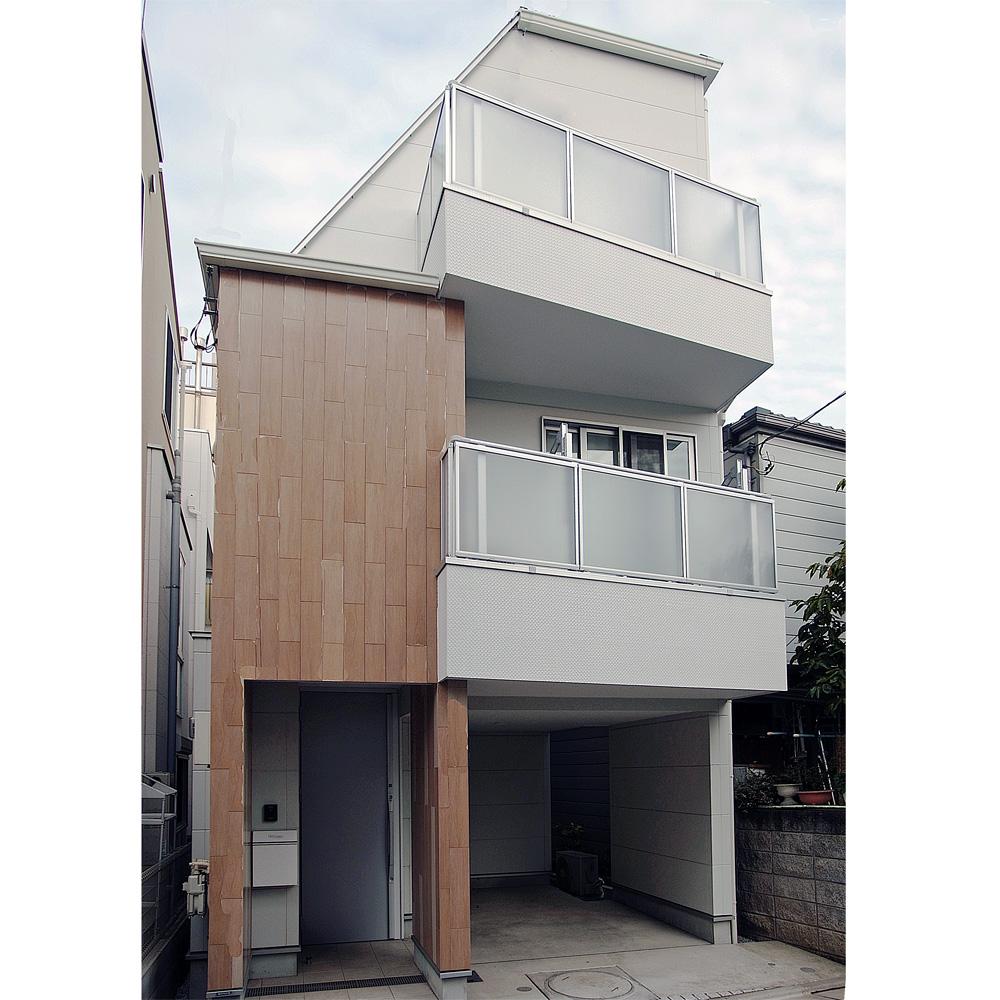 狭小住宅 東京