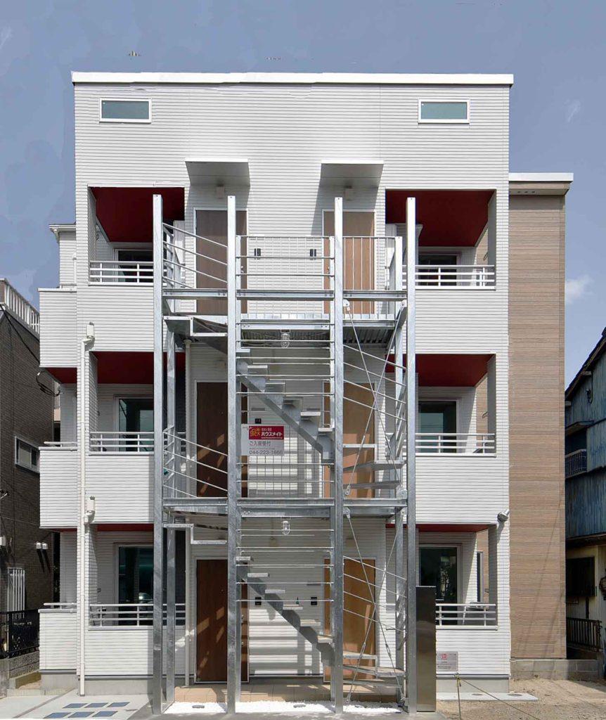 デザイナーズアパートを神奈川・東京で建てる