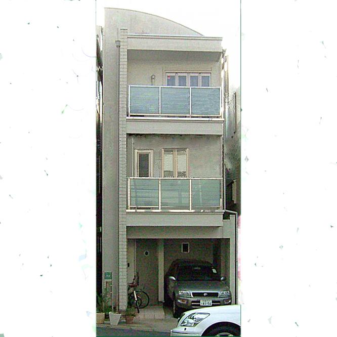 東京ならではの狭小住宅