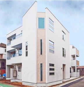東京の賃貸併用住宅の実例