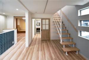横浜の地域性を生かした賃貸併用住宅のデザイン実例画像