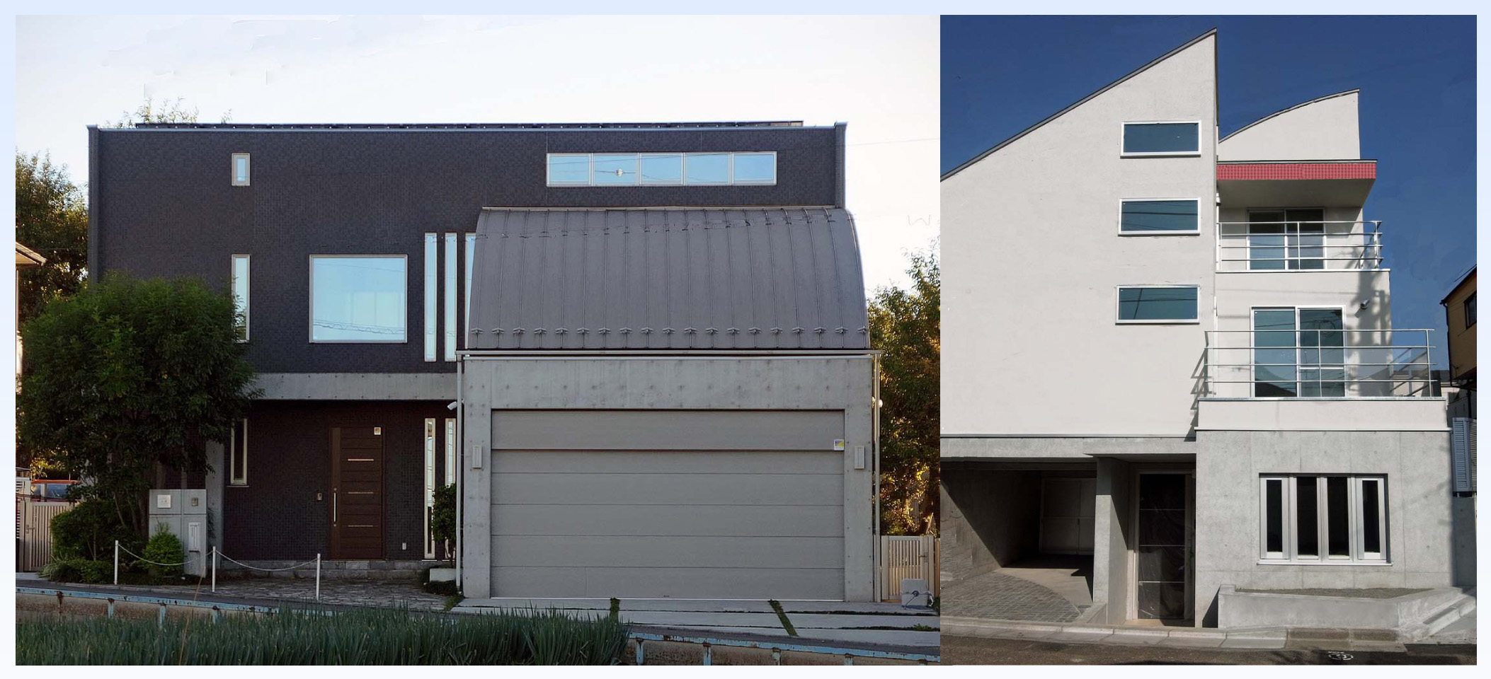 RCと木造の混構造住宅を神奈川県で建てる