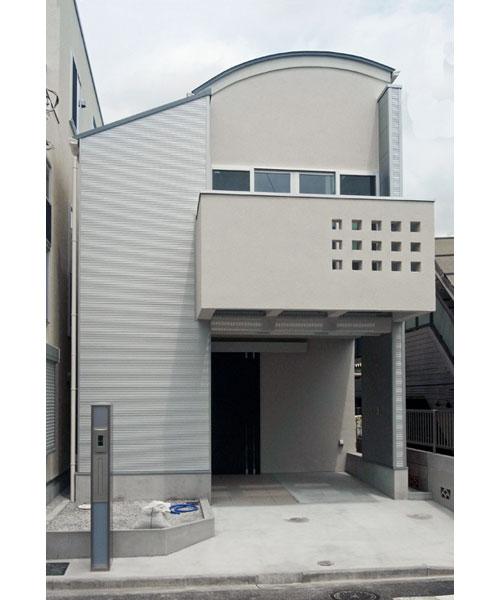 デザイン住宅の設計