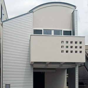 デザイン住宅の実例