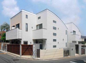 横浜市での賃貸併用住宅の実績