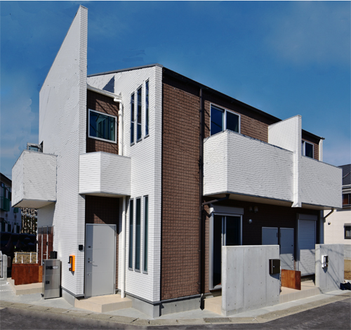 ローコストアパート 神奈川