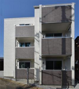 アパート設計 東京