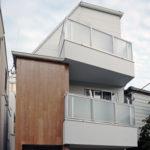 狭小住宅 横浜