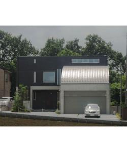 RC混構造の神奈川の家