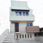 横浜で建てた混構造のローコスト住宅