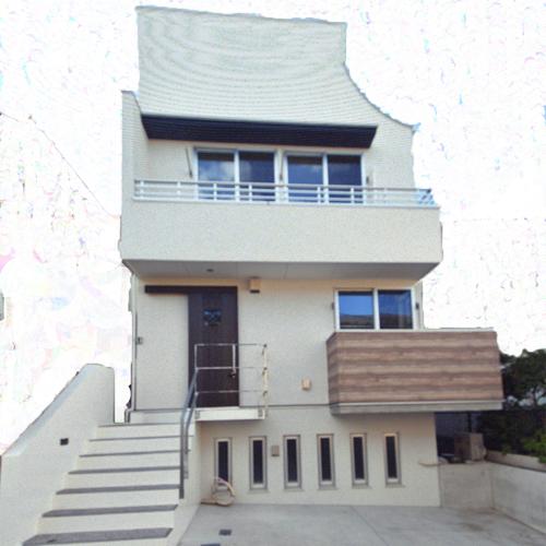 神奈川で建てた混構造のローコスト住宅