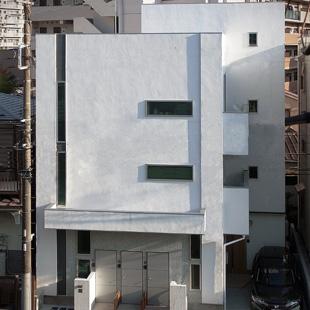 土地活用、3階建共同住宅・長屋のイメージ