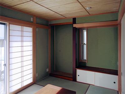 東京や横浜など神奈川の中心地でモダンな新築住宅においても、センスがいい和室は好まれています